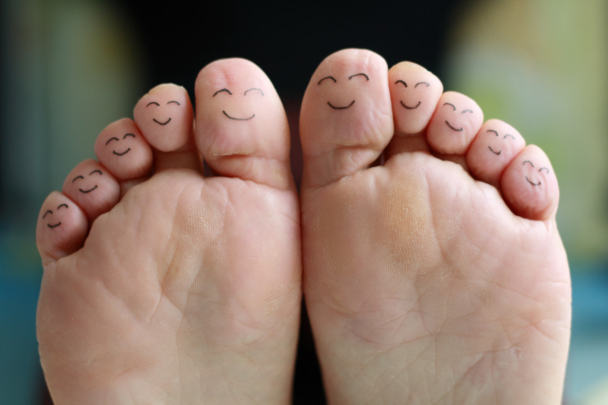Happy Feet - Prevent Bunions from forming