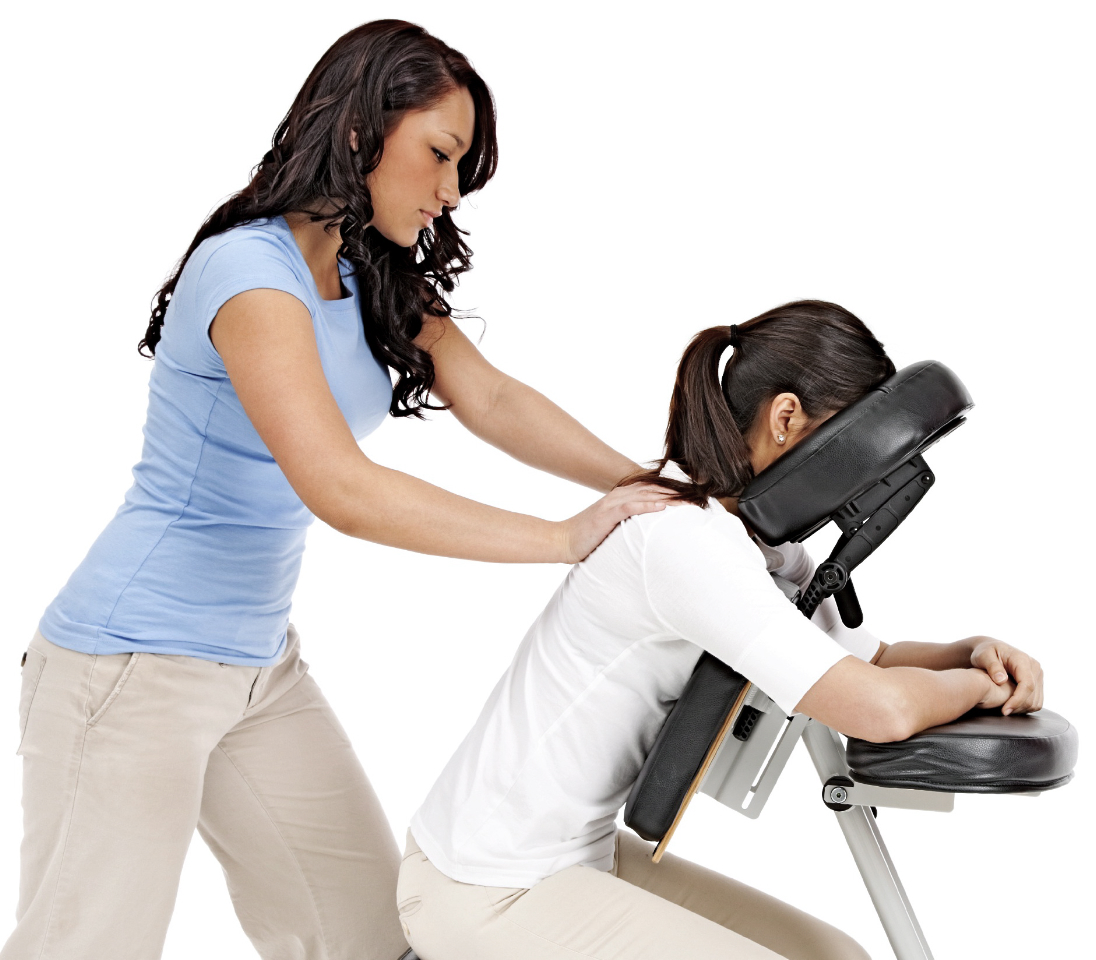 Massage Therapist Chair Chair Massage And Onsite Massage