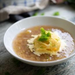 Norwegian Rhubarb Soup and Spruce Tip Ice Cream (rabarbragrøt og granskuddiskrem)