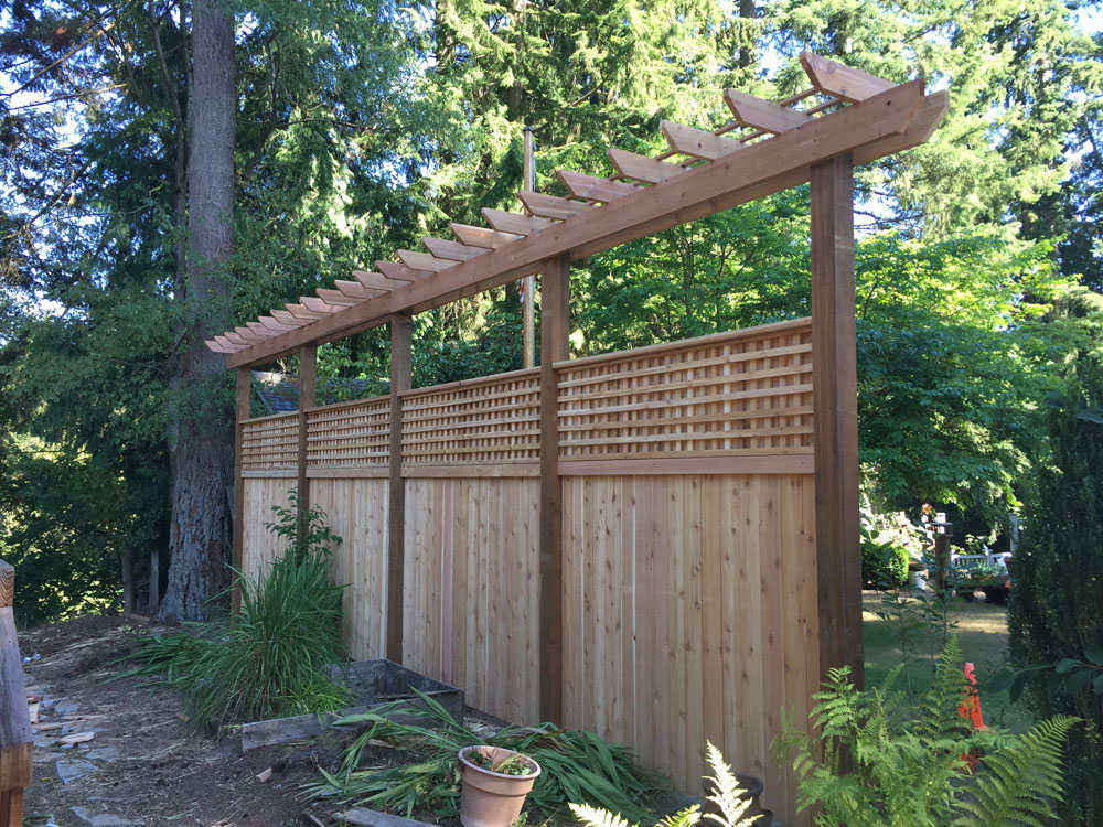 Expert & Affordable Outdoor Construction Contractor | Northwind Fence