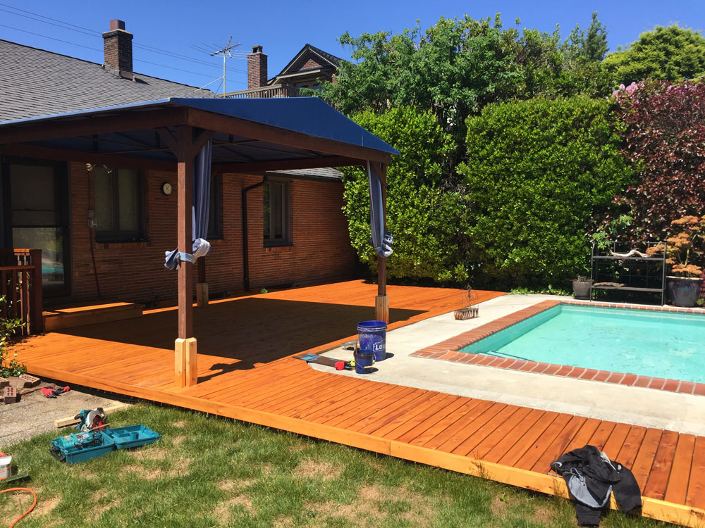 Expert Deck and Fence Contractor   Northwind Fence