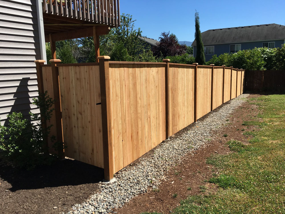 Expert Wood Fence Design & Construction | Northwind Fence Company