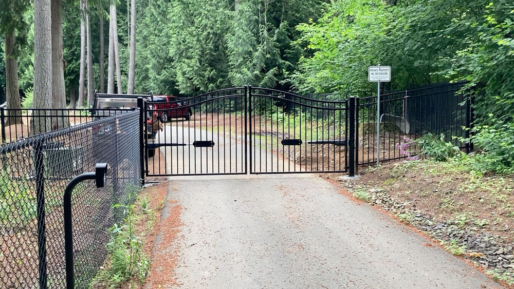 Ornamental Iron and Automated Gates   Northwind Fence