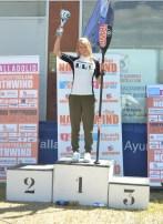 valladolid - podium 14 femenino
