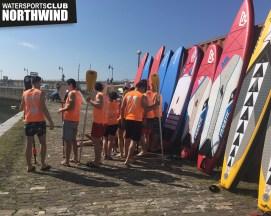 escuela de paddle surf en getxo club northwind cursos de SUP 2016 21