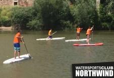 escuela de sup en valladolid cursos de paddle surf en castilla y leon canoa sup club northwind 2016 5