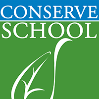 Conserve School logo click to website