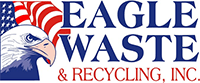 Eagle Waste & Recycling logo click to website