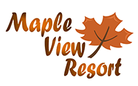 Maple View Resort logo click to website