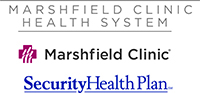 Marshfield Clinic Security Health Plan logo click to website