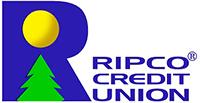 Ripco Credit Union logo click to website