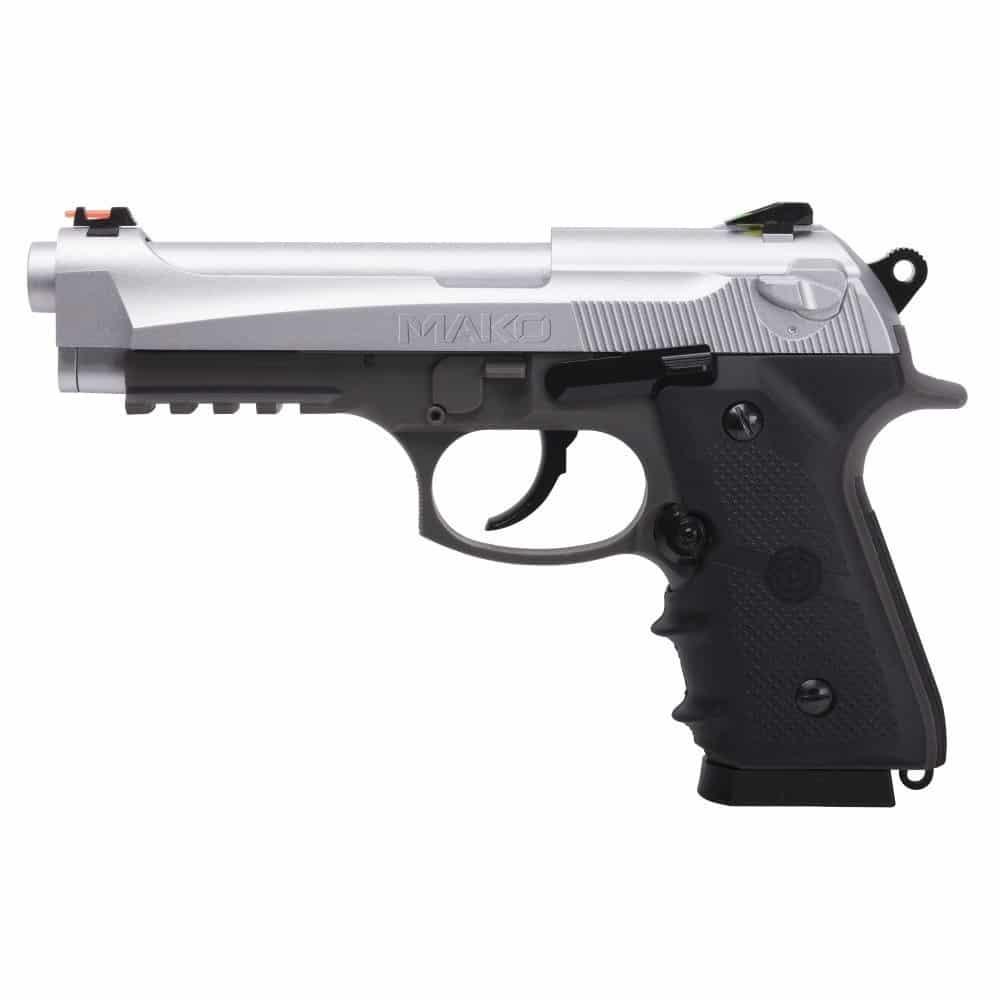 hight resolution of crosman mako blowback semi automatic bb gun