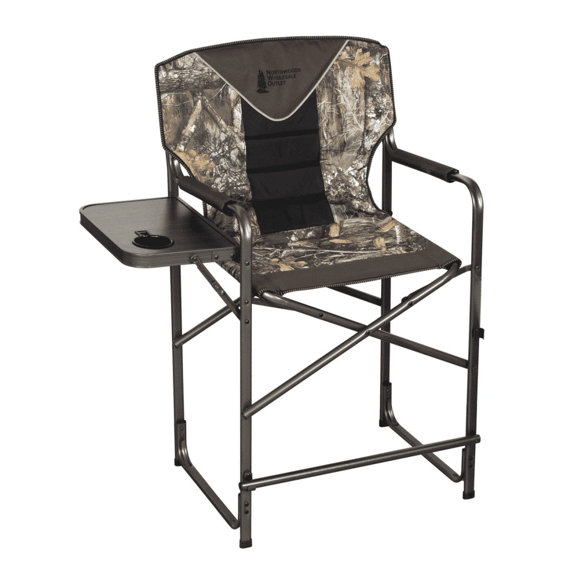 Camo Folding Chair Kings River High View Director 39s Chair Realtree Edge Camo