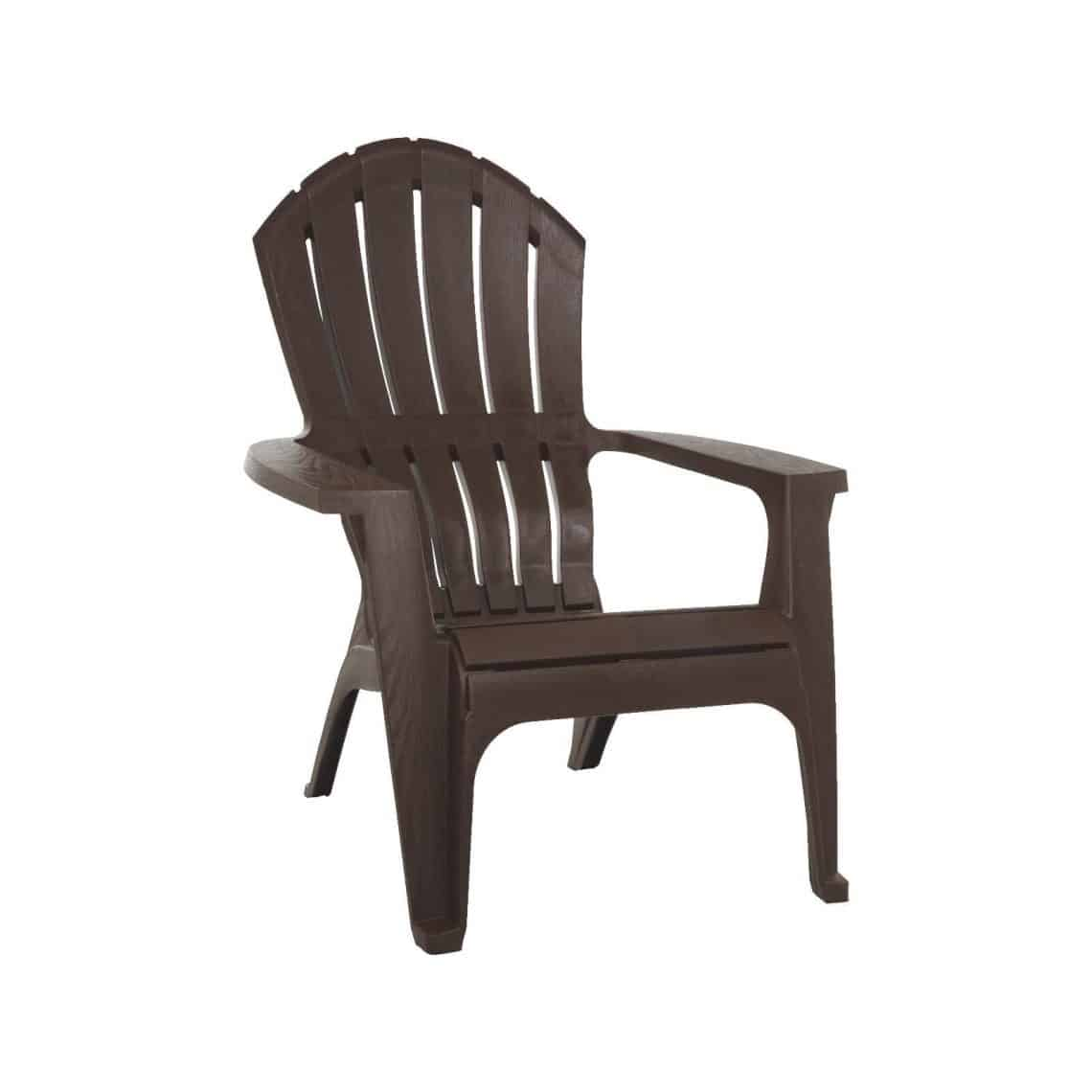 Adams Resin Adirondack Chairs Adams Realcomfort Adirondack Resin Chair 10 Colors To