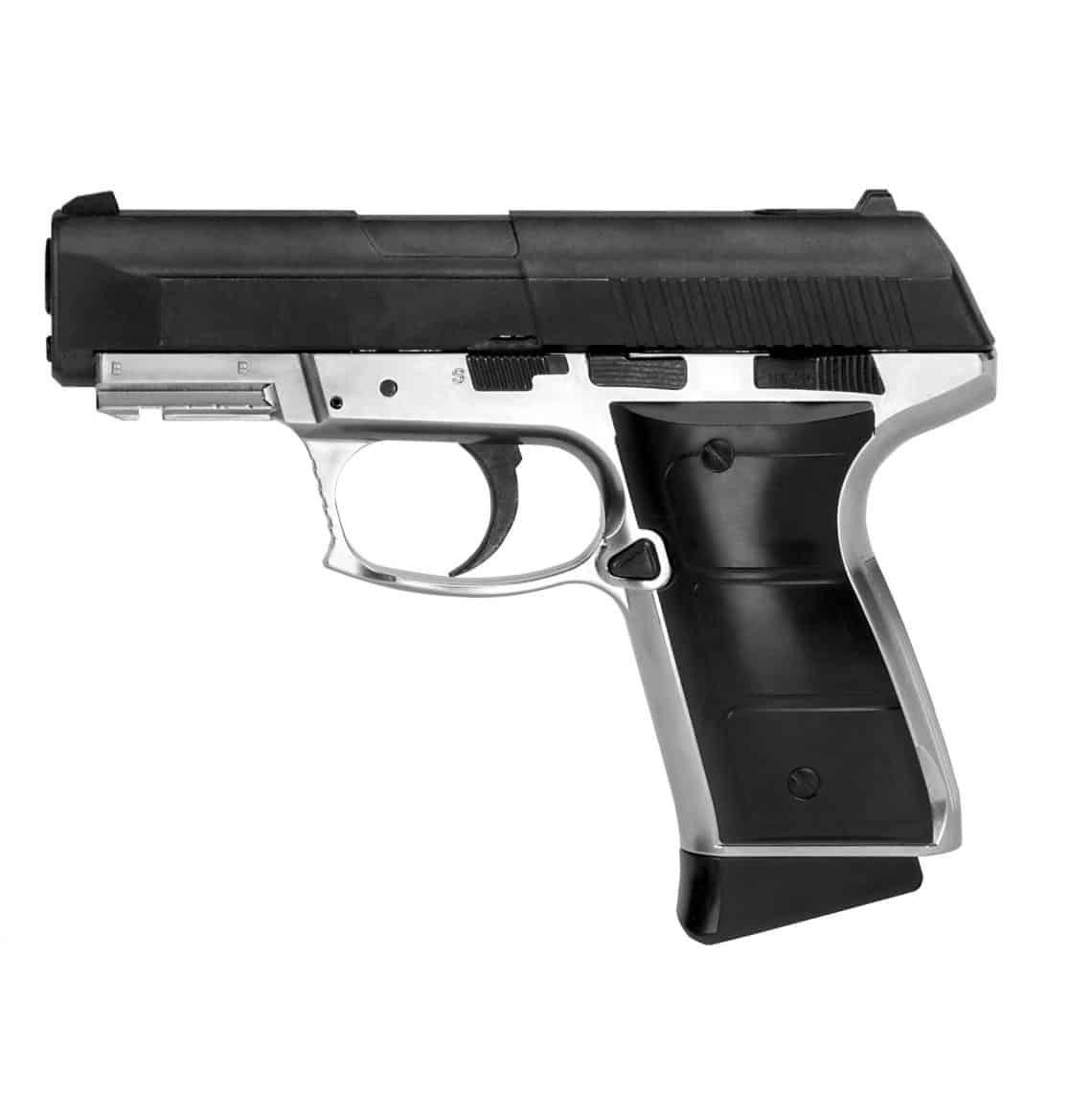 hight resolution of daisy powerline 5501 blowback co2 semi automatic bb gun