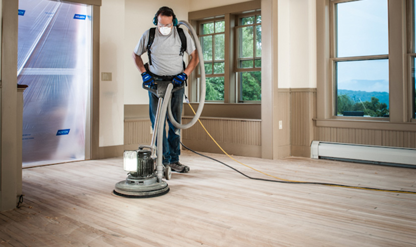 Mastering A Buffer For Floor Sanding Success  Norton