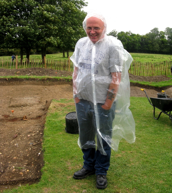 Better than Time Team: your director comes shrink wrapped!