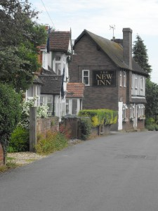 Picture of the New Inn in Norton Lindsey