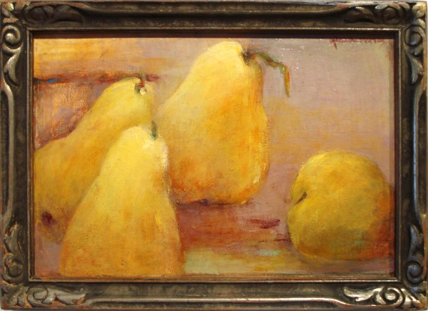 A Pair of Pears - Glenda Hares