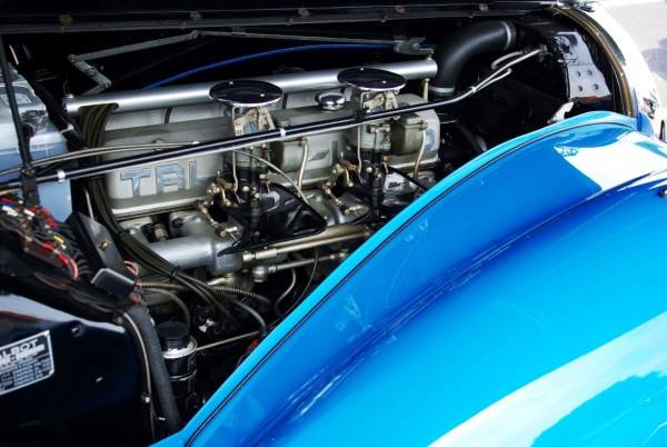 photo of Talbot Lago car engine titled Talbot Lago Engine by Michael Rubin