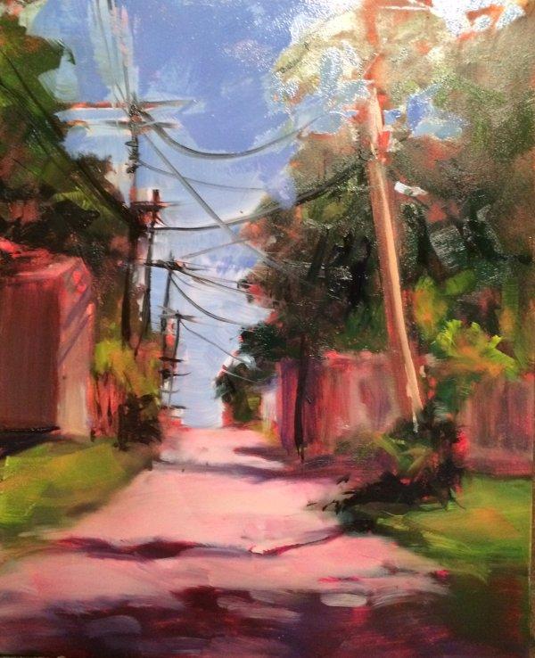 Sandy Haynes-alley 2