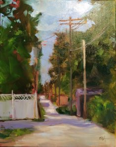 Sandy Haynes-alley