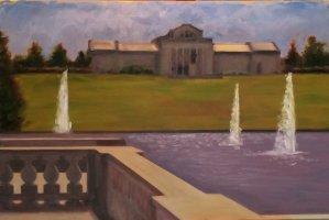 Sandy Haynes-art museum