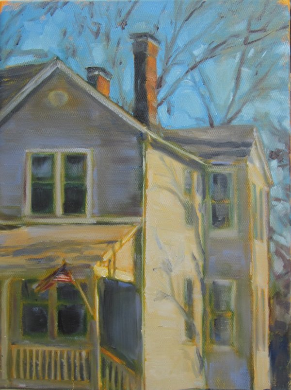 Sandy Haynes-House 1