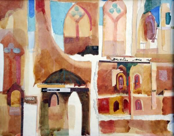 Glenda Hares - City Collage