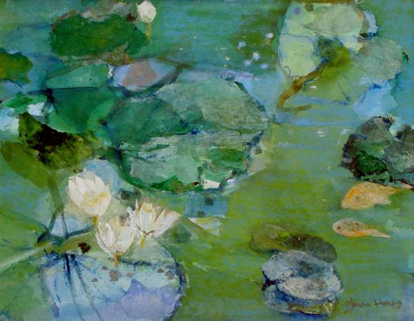 Glenda Hares - Lilypads
