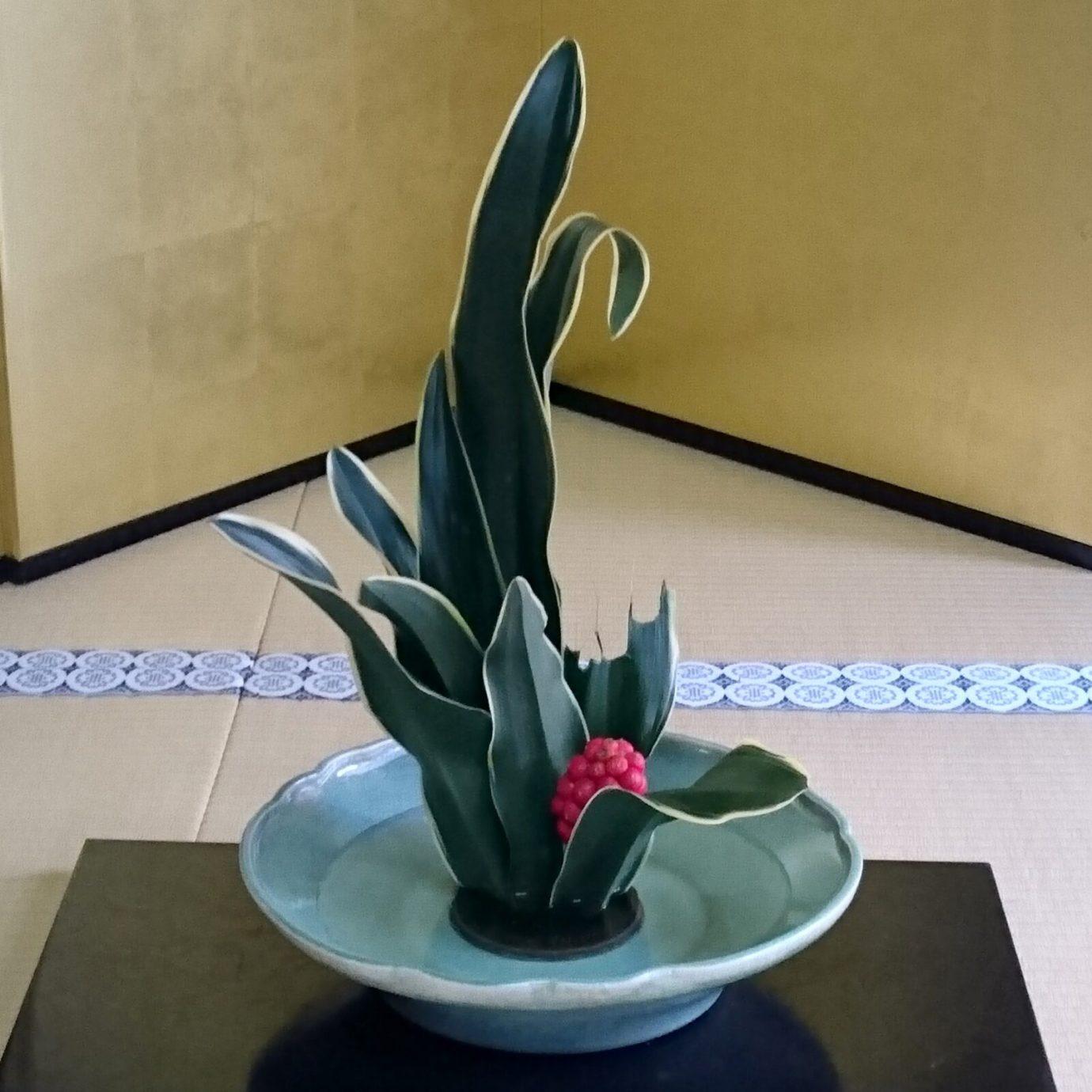 Detail of Ikebana