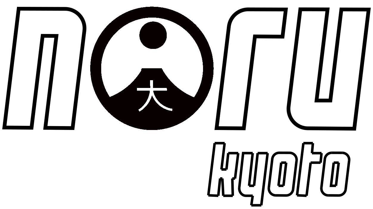 NORU KYOTO CYCLING TOURS LOGO LARGE