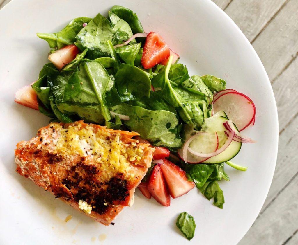 easy dinner ideas - megan adams brown
