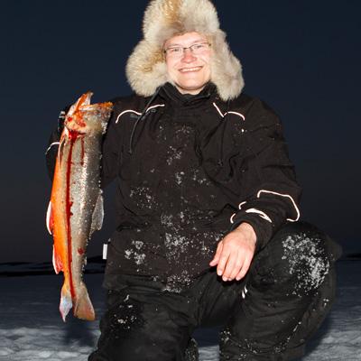 FISKE I NORD NORGE MED KJETIL REIERSEN