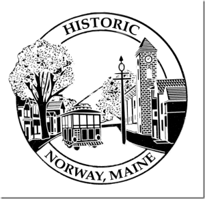 Norway, Maine Seal