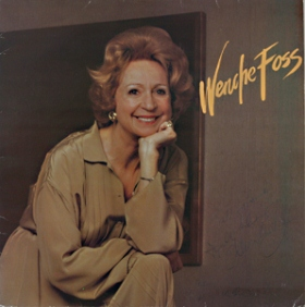 Wenche Foss was one of Norways most popular performers.