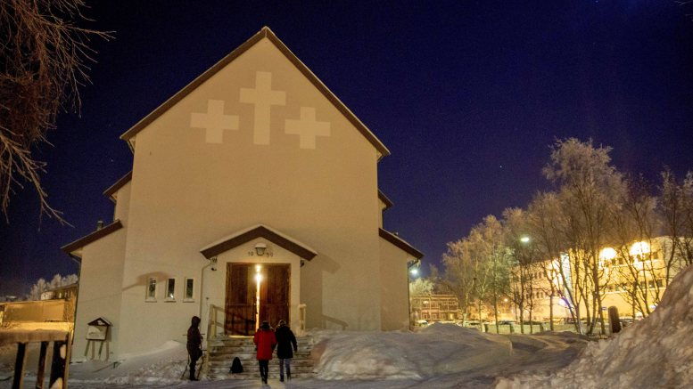 Kirkenes church