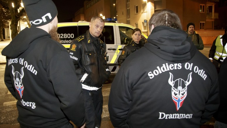 """Soldiers of Odin"""