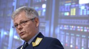 Chief of the intelligence service, Lt. Gen. Morten Haga Lunde