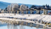 Hallingdal Holiday Park is a brand new camping site offering superb facilities