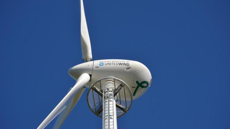 Statoil Energy Ventures makes first investment: United Wind
