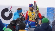 No stopping Martin Fourcade