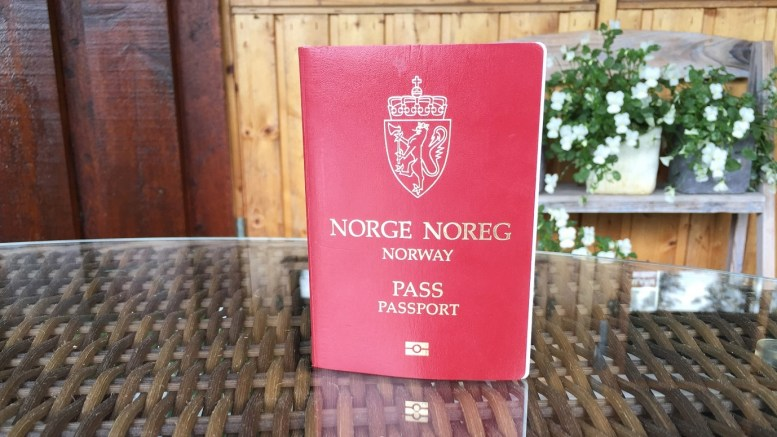 Norway Passport