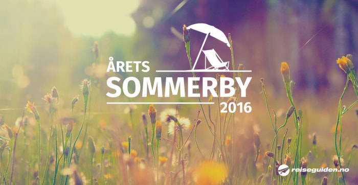 Stavern is this year's summer city 2016