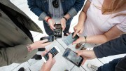 The use of mobile phone