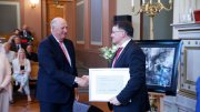 Kjetil Tasker awarded King Olav V's Cancer Research Award