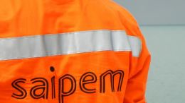 The Italian oil services company Saipem