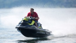 Sales of personal watercraft doubled in one year