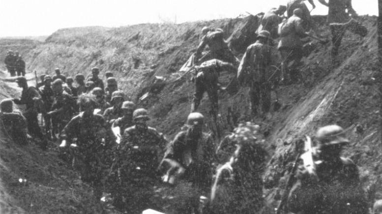 SS soldiers