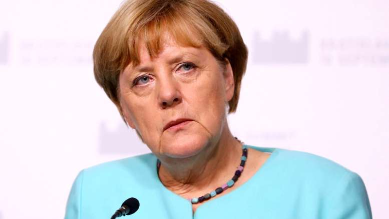 german cansellor angela merkel